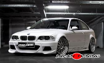 BMW E46 COUPE; KIT COMPLETO